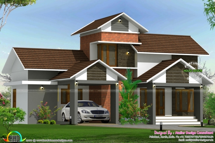 Good Homes-Design: 20 Lakhs House Plan Kerala House Plans Below 20 Lakhs Picture