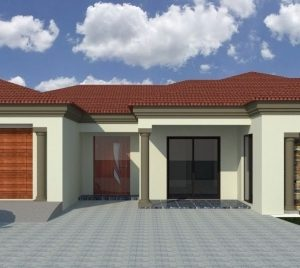South African Modern House Plans