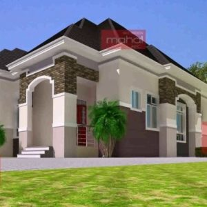 Latest Bungalow House In Nigeria
