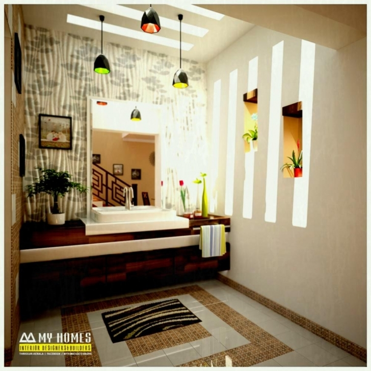 Good Latest Market Trends In Hand Wash Area For Home Interior Design Pergola Design Inside House In Kerala Image