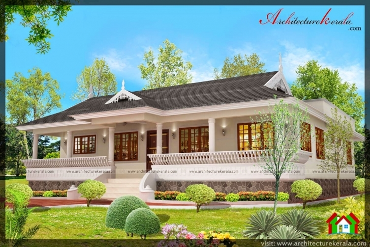 Good Nalukettu Style Kerala House With Nadumuttam - Architecture Kerala Beautiful Nalukettu Houses In Kerala Picture
