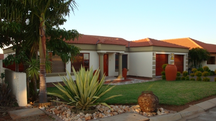 Gorgeous 4 Bedroom House For Sale In Polokwane Modern House Plans In Limpopo Photo