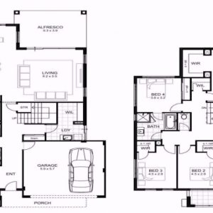 4 Bedroom House Plans In Limpopo