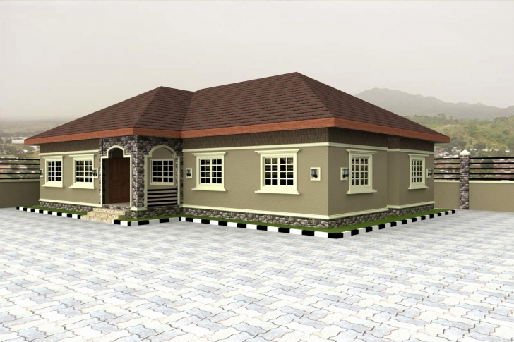 Gorgeous 50 Elegant Images Nigerian 3 Bedroom House Plan - Home Inspiration 3 Bedroom House Plans With Photos In Nigeria Picture