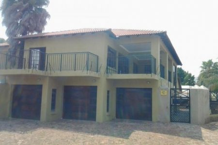 Double Storey House Plans In Polokwane