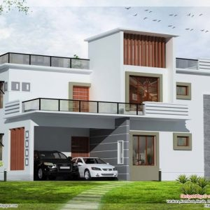 Image Of 3Bedroom Flat With Parapet