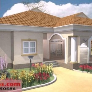Nigerian House Plans Free