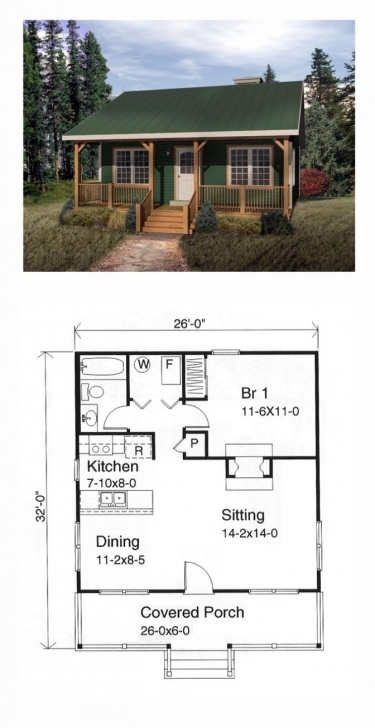 Gorgeous Fresh Idea Tiny House Floor Plans 750 10 15 X 30 Planskill On Modern 15X30 House Plan Pic