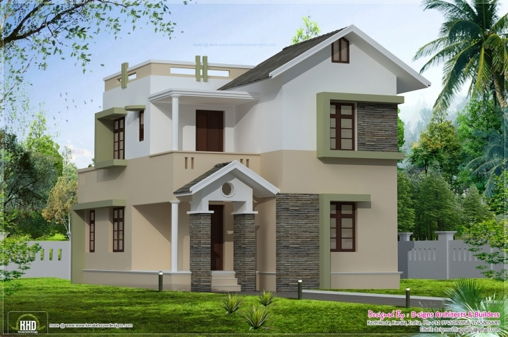 Gorgeous Front Elevation Of Small Houses - Girl Room Design Ideas Best Plan With Elevation For Small Area Pic