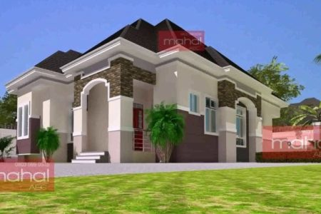 Latest House Designs In Nigeria