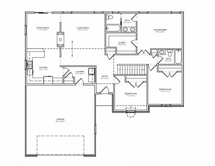 Great 3 Bedroom House Floor Plan There Are More Perfect Simple Floor Plans Ranch 3 Bedroom House Plans Photo