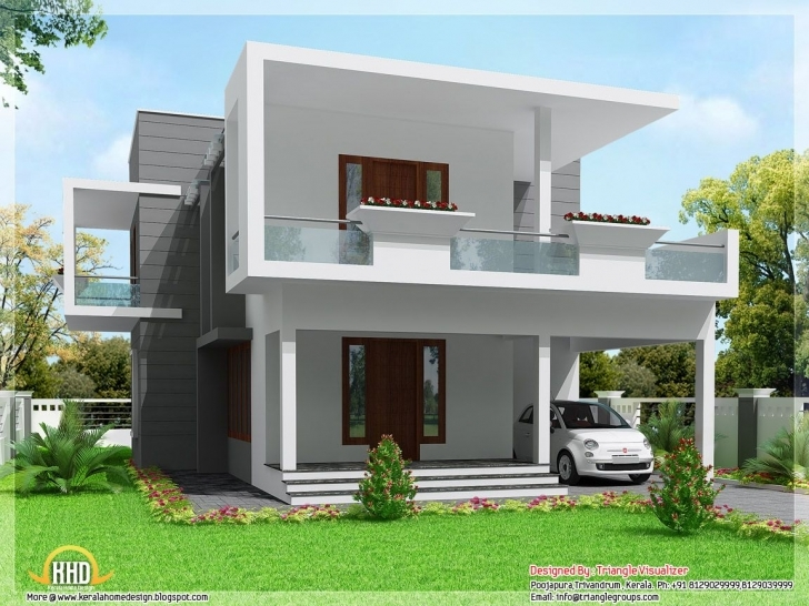 Great Duplex House Plans India 1200 Sq Ft - Google Search | Ideas For The Fantastic House Designs 3D Duplexes Image