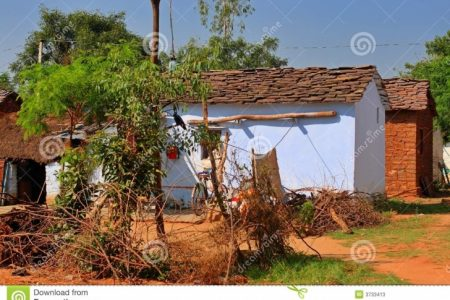Indian Village House Photo Gallery