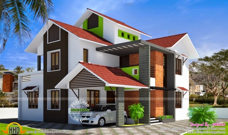 Great January 2015 - Kerala Home Design And Floor Plans Home 1St Slab Design In Kerala Photo