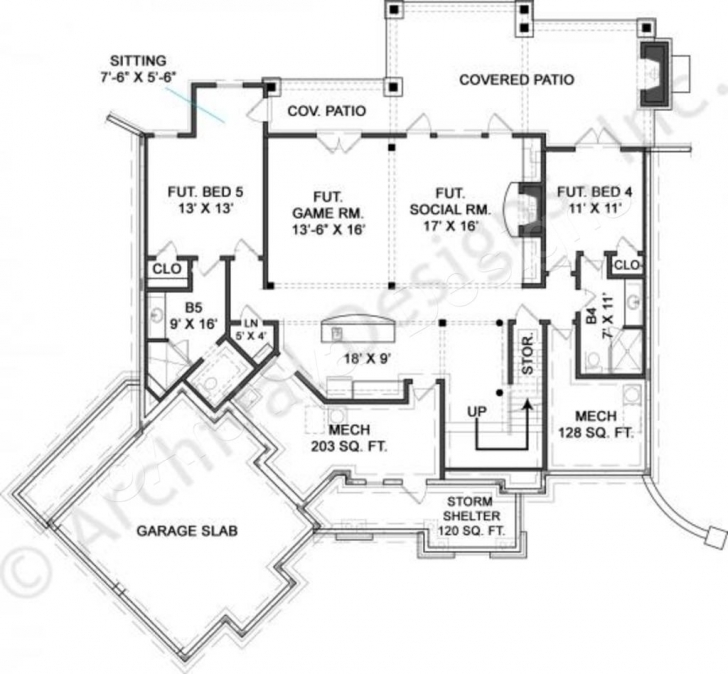 Great Nantahala Bungalow | Small Cottage Design | Ranch House Plans Bungalow Plans Image Picture