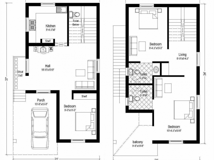Great Nice House Map 15 X 40 8 Home Design 30 50 Magnificent Floor Plans House Map Of 15 50 Picture