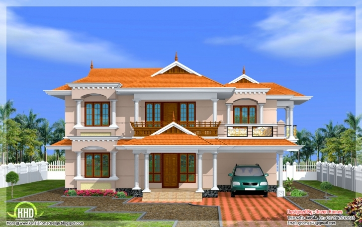 Great September Kerala Home Design Floor Plans - Home Plans & Blueprints Kerala Home Photo Gallery Com Image