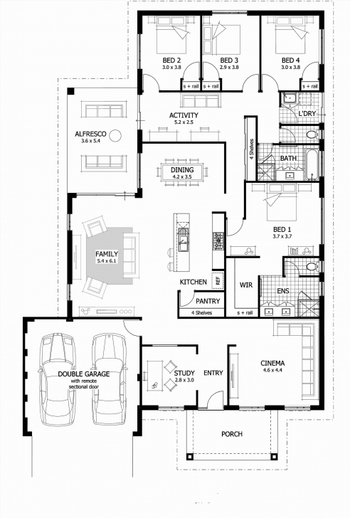 Great Single Story Tiny House Plans Awesome E Story Tiny House Floor Plans Single Story Tiny House Floor Plans Image