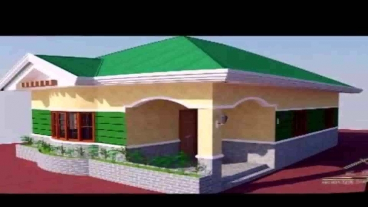 Great Three Bedroom Bungalow Design 3 Bedroom Bungalow House Design Three Bedroom Bungalow House Picture