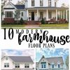 Modern Farmhouse Plans 2017