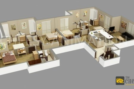 3D Images Of House Plans Inside And Outside