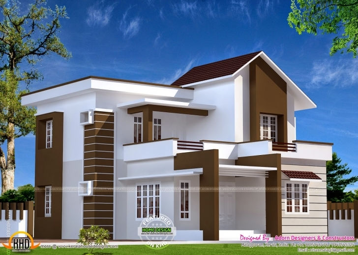 Image of Double Storied Home In Kerala | Kerala Home Design | Bloglovin' Kerala Home Design Double Floor Pic