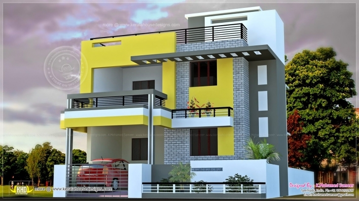 Image of Elevations Of Residential Buildings In Indian Photo Gallery - Google Residential Building Plan And Elevation In India Image