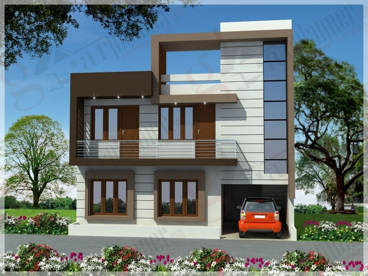 Image of Elevations Of Residential Buildings In Indian Photo Gallery - Google Residential Building Plan And Elevation In India Photo