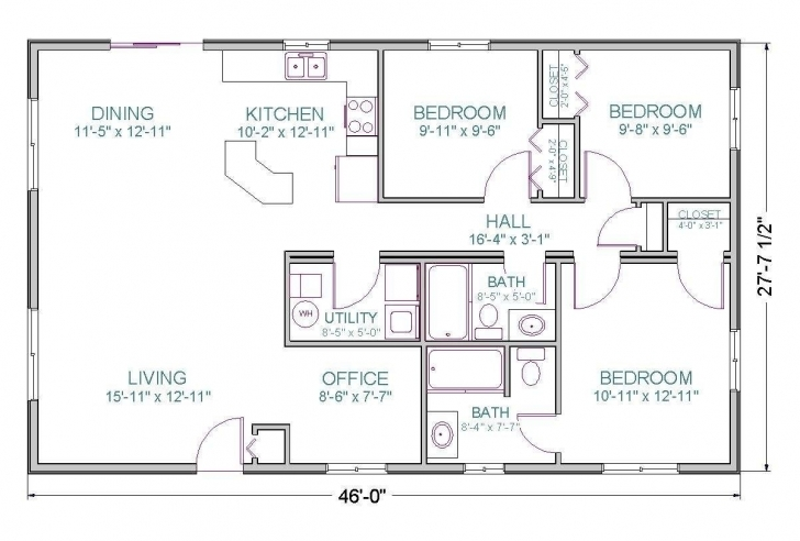 Image of Floor Plans For 1100 Sq Ft Home Plan Country View Square Also Sf 1100 Squre Feet House Template Photo