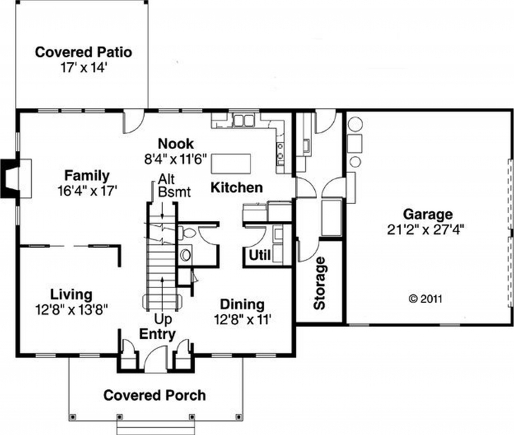 Image of House Plan Best Best Home Design And Plans Simple Home Design #4126 House Planning 16*50 Pic