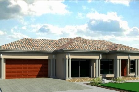 3 Bedroom Tuscan House Plans In Limpopo