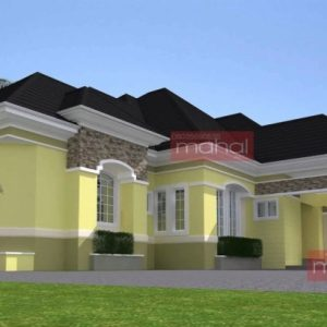 Pictures Of Modern Bungalow Houses In Nigeria