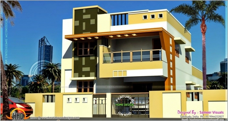 Image of Modern South Indian House Design Kerala Home Design Floor Plans South Indian Small House Images Pic