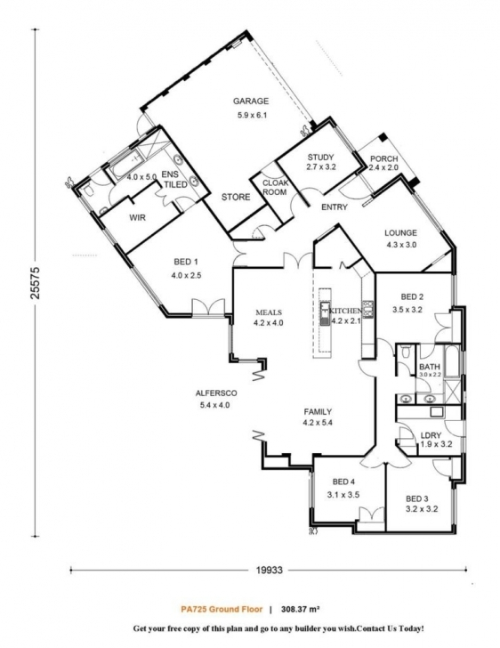Image of Single Family House Plans Plan Section And Elevation Of Houses Pdf Simple Plan Elevation Section Of Residential Building Photo