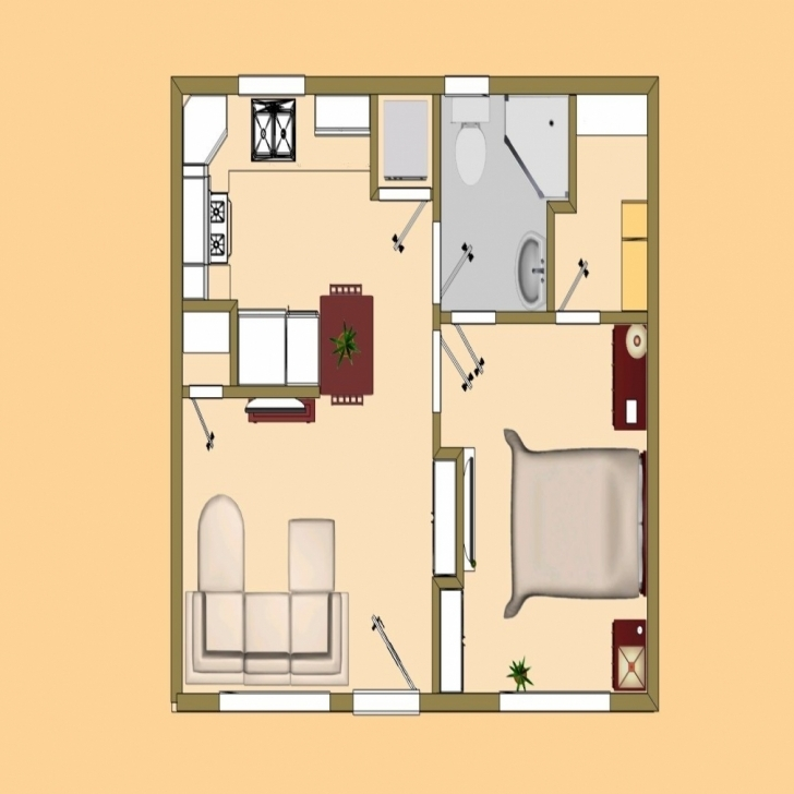 Image of Small House Plans Under Sqt Plantgoodor The Guest To With Regard Small House Plans Under 500 Sq Ft Indian Style Photo