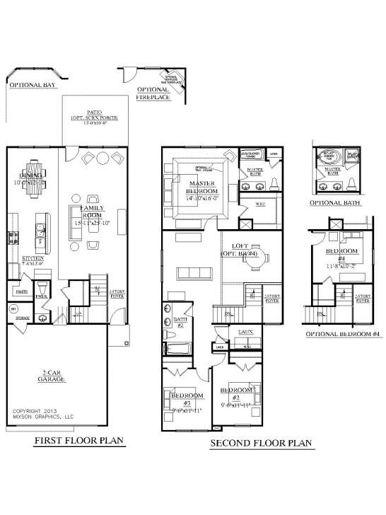 Image of Southern Heritage Home Designs - House Plan 2018-A The Keller A Plan And Drawing 2018 Picture