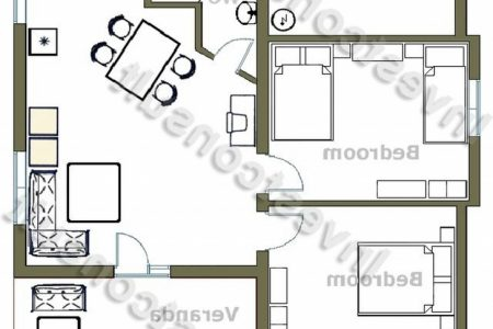 Simple 2 Bedroom House Plans South Africa