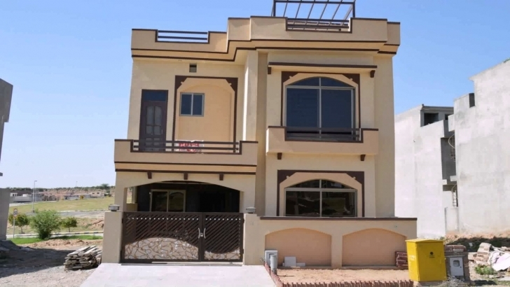 Incredible 5 Marla House Design In Rawalpindi - Youtube 5 Marla House Front Design In Pakistan Photo