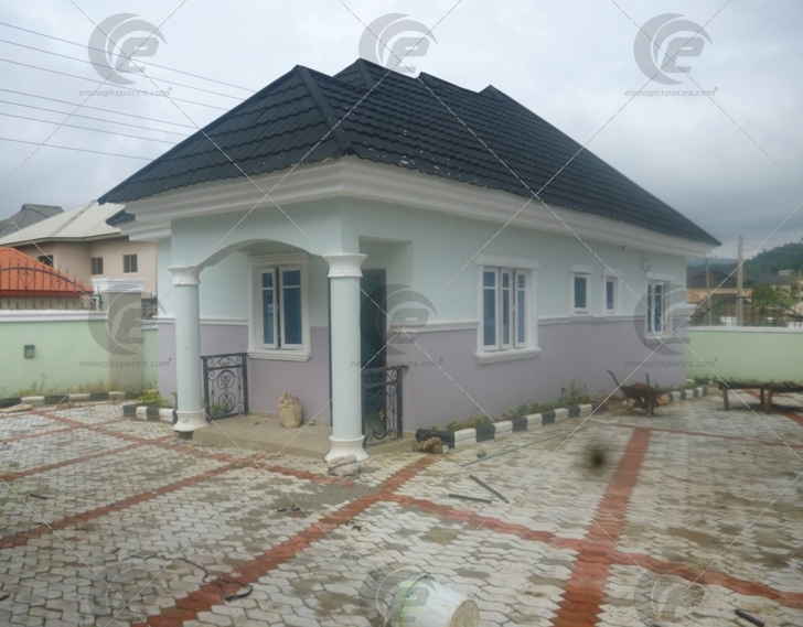 Incredible 6 Bedroom Duplex For Rent | Enoughspaces 2 Bedroom Flat Design In Nigeria Picture