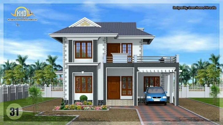 Incredible Architecture House Plans Compilation August 2012 - Youtube Unique Small House Plans Indian Style Image