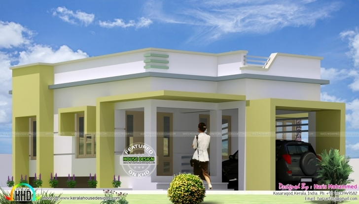 Incredible Marvelous Design Single Home Designs Single Floor House Designs Single Floor House Elevation Marvelous Picture