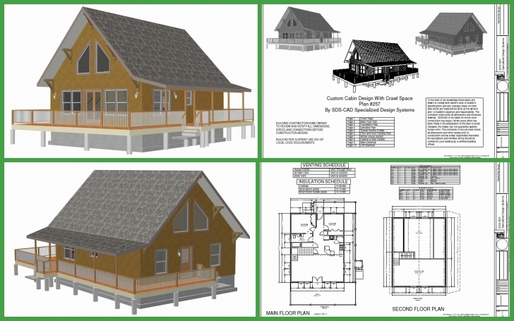 Inspirational A Frame House Plans With Garage Underneath Elegant Small Cabin A Frame House Plans With Garage Underneath Picture