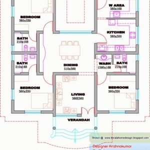 Kerala House Plans With Photos