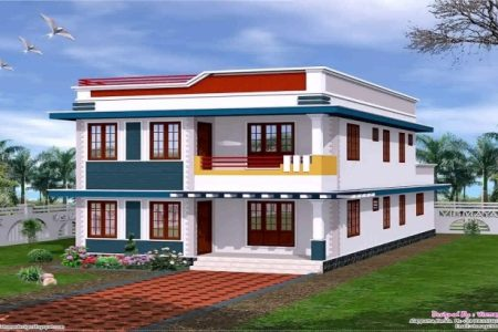 Single Floor Home Front Design In Pakistan