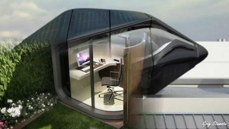 Inspirational Modern Pod House Designs | Nano Homes - Youtube Nano Home Designs Image Picture