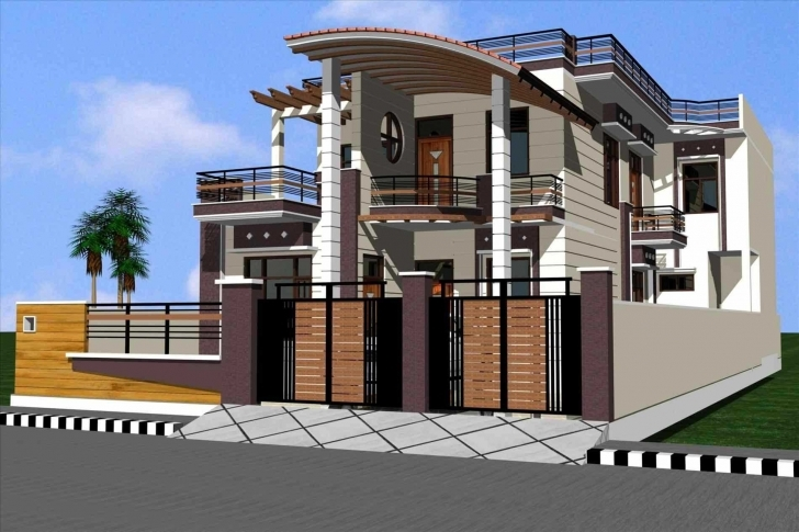 Inspirational Single Floor House Front Wall Tiles Designs Thenhhousecom, House Home Front Design Tiles Pic