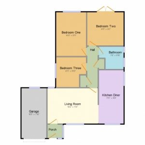 Three Bedroom Bungalows For Sale In Par Cornwall