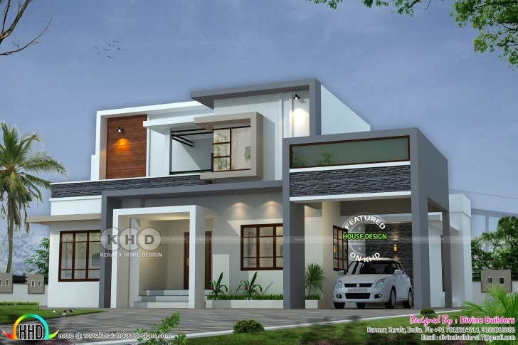 Inspiring 2516 Square Feet House Cost Estimated Cost ₹47 Lakhs | Kerala Home Kerala Home Design Picture