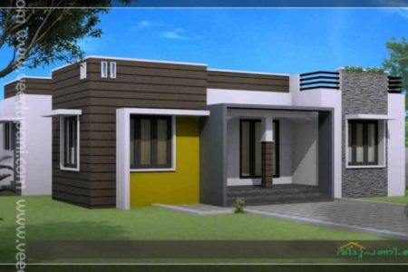 Low Budget Modern 3 Bedroom House Design In Nigeria