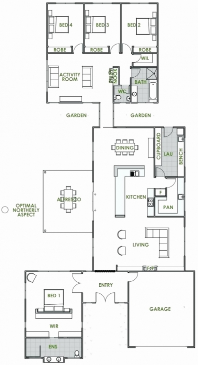 Inspiring 60 Fresh Images L Shaped House Plans Australia | Hous Plans Inspiration L Shaped House Plans Australia Image